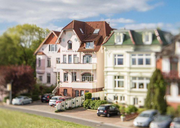 Hotel Hus Kiek in de See Cuxhaven