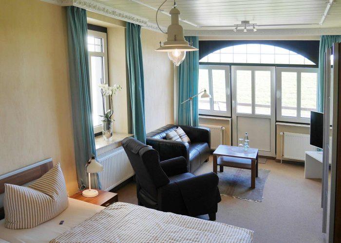 Hotel Hus Kiek in de See Cuxhaven Doppelzimmer Classic