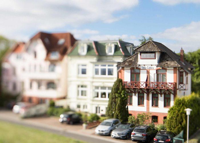 Hotel Villa Caldera Cuxhaven