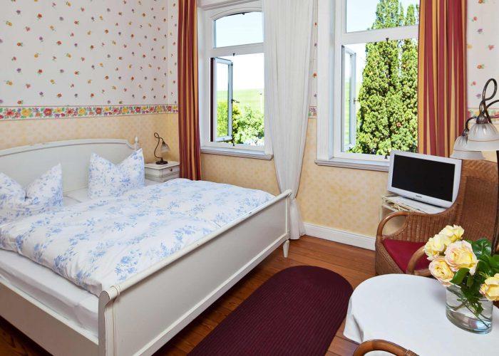 Villa Caldera Cuxhaven Doppelzimmer Classic