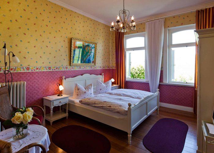 Villa Caldera Cuxhaven Doppelzimmer Classic Zimmer