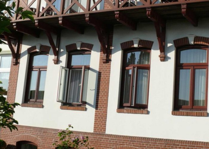 Villa Caldera Cuxhaven Doppelzimmer Classic aussen