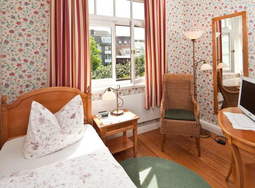 Villa Caldera Cuxhaven Einzelzimmer