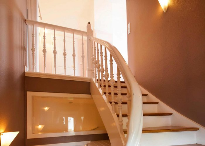 Villa Caldera Cuxhaven Juniorsuite Flur