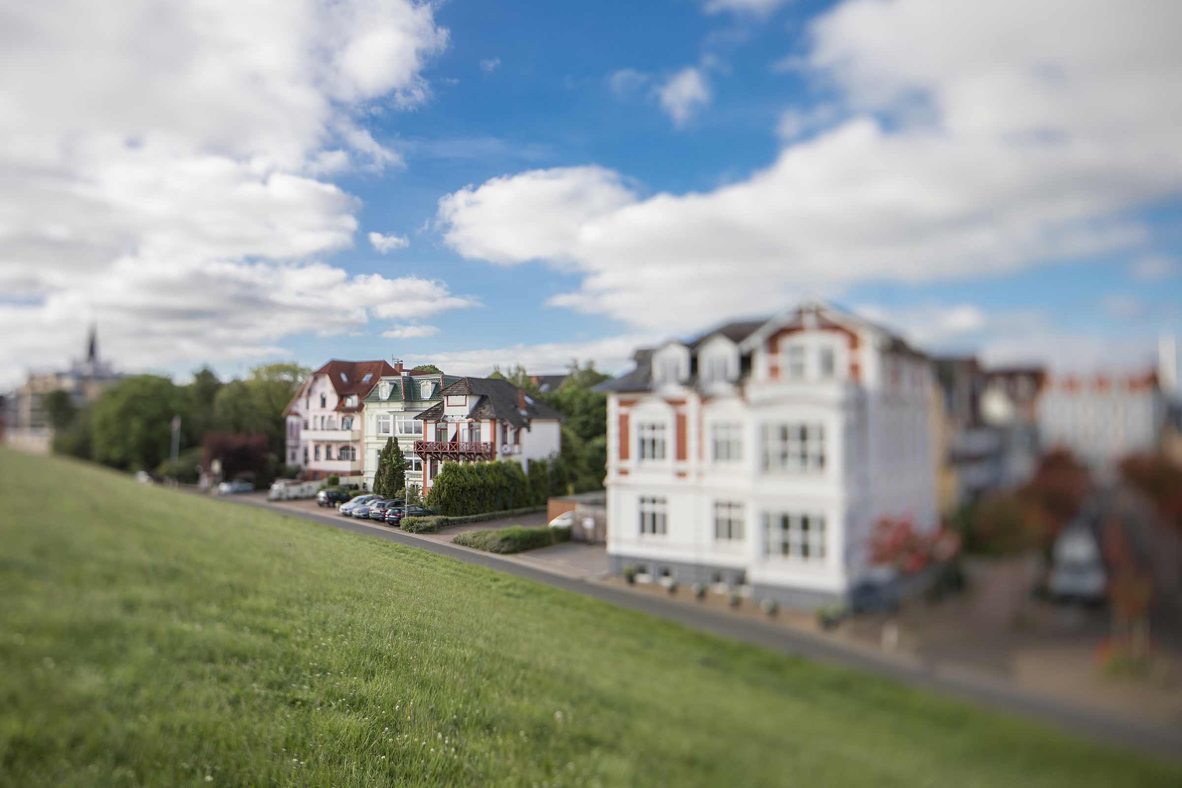 Villa Caldera Cuxhaven aussen