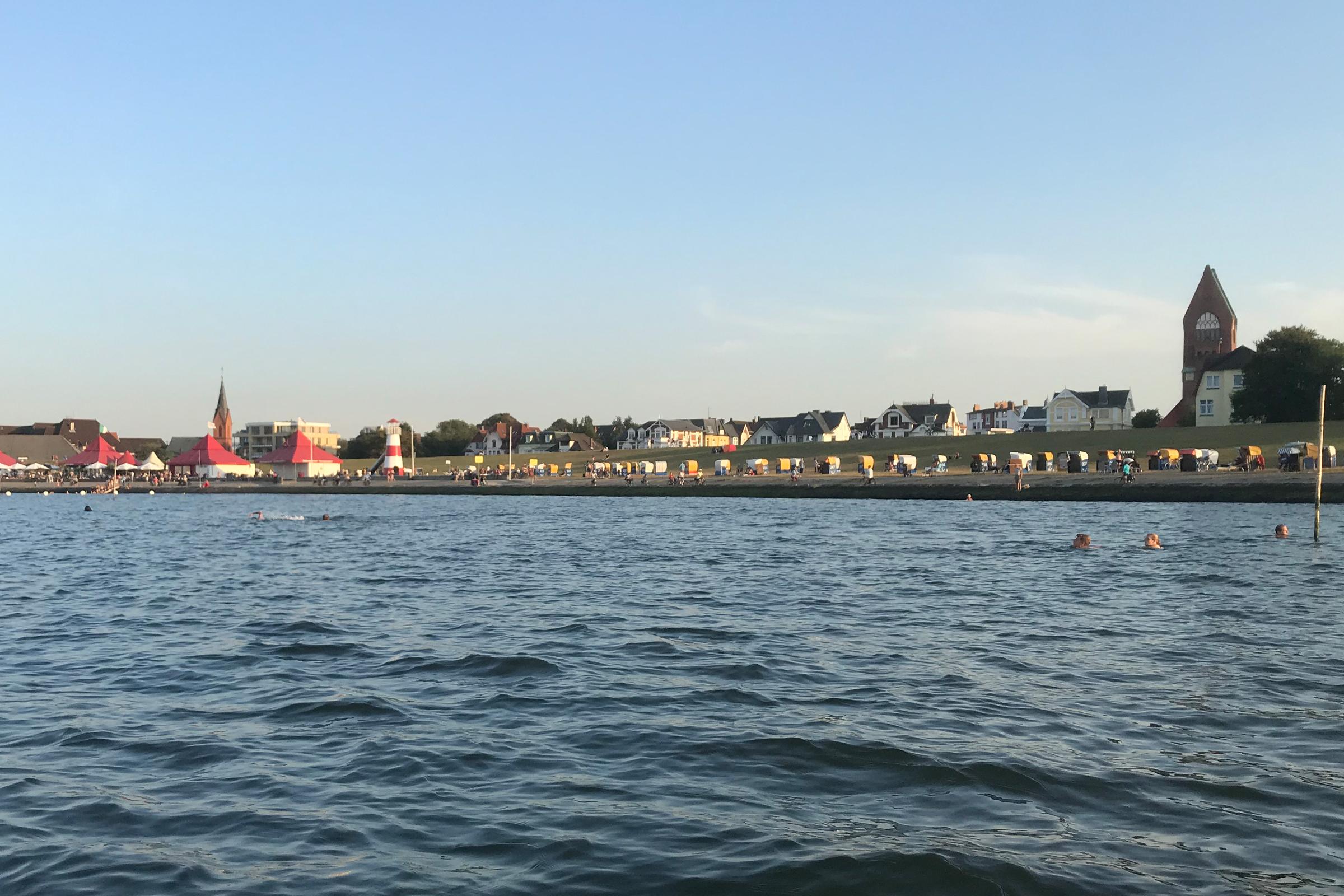 Villa Caldera und Hus Kiek in de See Cuxhaven