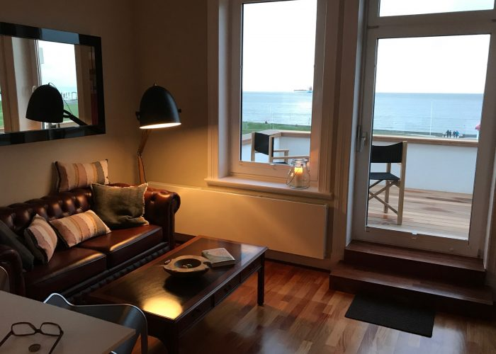 Seaview Appartment Austernbank Cuxhaven