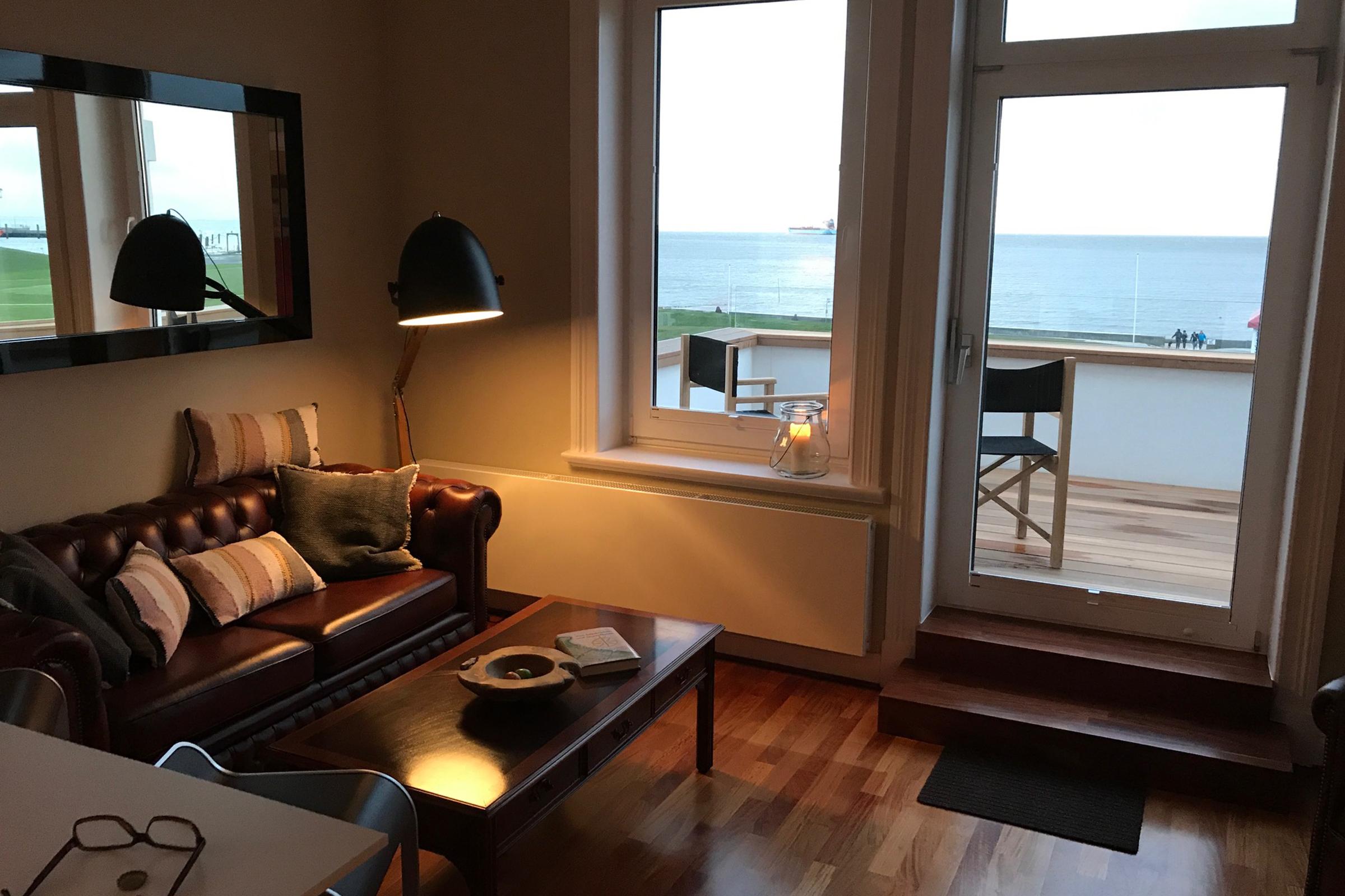 Seaview Appartment Austernbank Cuxhaven